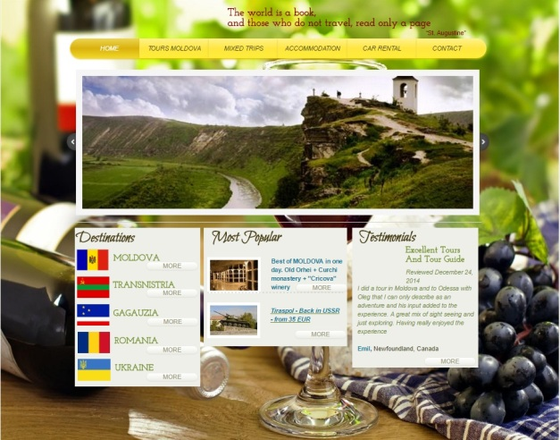 Top Tours Moldova